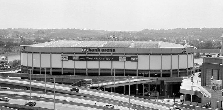 Riverfront Coliseum   The Concert Database