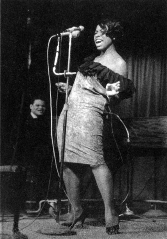 Betty Carter - Round Midnight