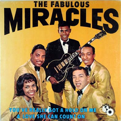 You've Really Got A Hold On Me by The Miracles - Songfacts