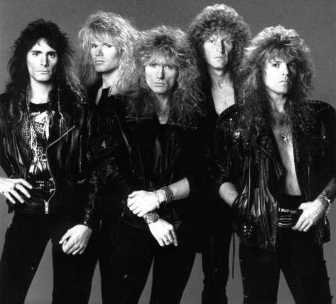 Whitesnake | The Concert Database