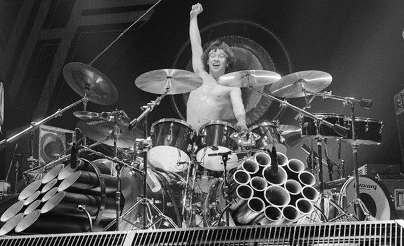Alex Van Halen The Concert Database