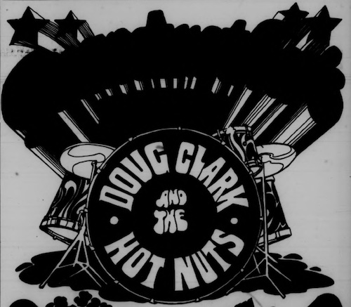 Doug Clark & The Hot Nuts - With A Hat On