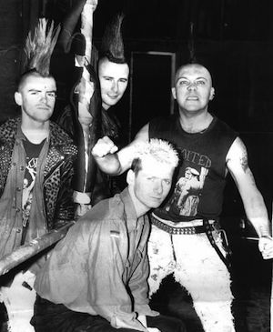 The Exploited | The Concert Database