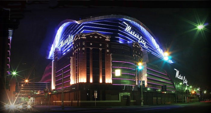 motor city casino the concert database
