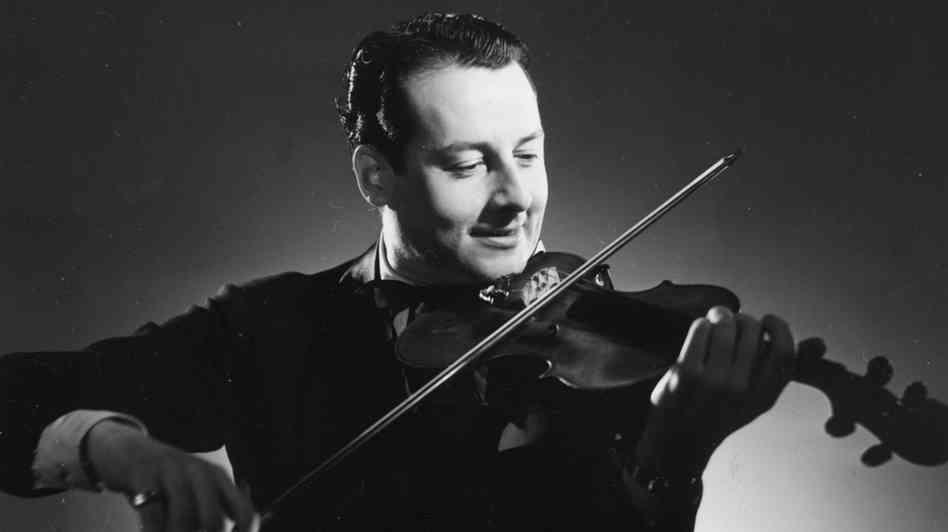 Stéphane Grappelli - I Got Rhythm!